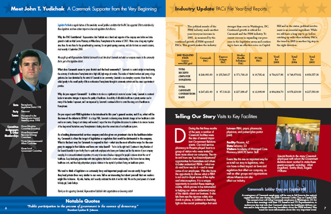 Newsletters/Annual Reports