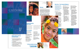 Annual Reports, Newsletters, Catalogs